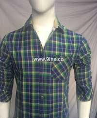 QUALITYMADE ATTRACTIVE CHECK SHIRT - 80/3
