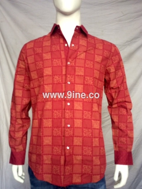 ATTRACTIVE REVERSIBLE SHIRT - 68/2