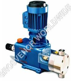 Variflow Dosing Metering Diaphragm Pumps - GP Series