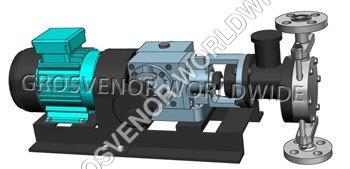 Variflow Dosing Metering Diaphragm Pumps - Z Series