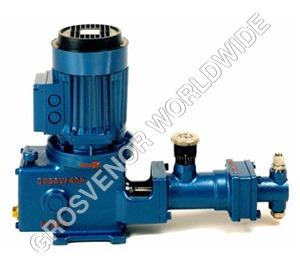 Variflow Dosing Metering Plunger Pumps - GV Series