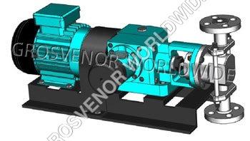 Variflow Dosing Metering Plunger Pumps - Z Series