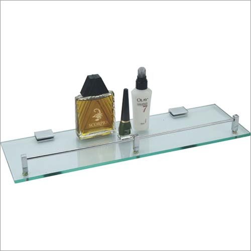 Toughened Straight Shelf
