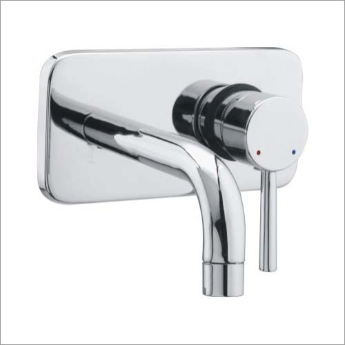 Single Lever Basin Mixer Wall Mounted