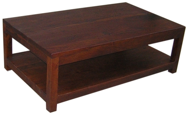 Designer Wooden Coffee Table