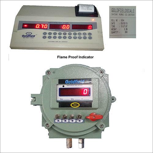 Flameproof Weighing Indicator