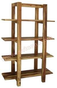 Designer Wooden Book Rack