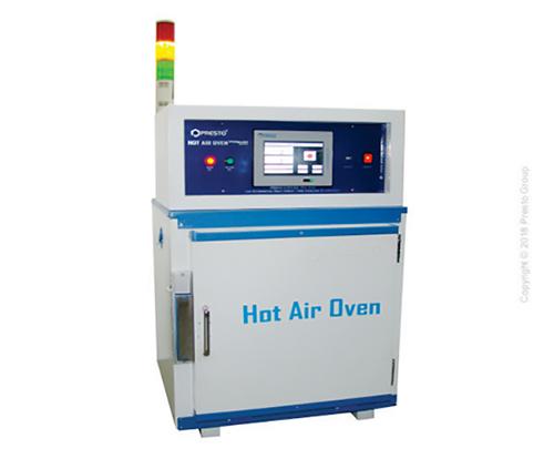 Hot Air Oven - Prima Series