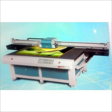 Flat Bed UV Printing Machine