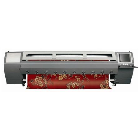 Solvent Printing Machine for Hoarding Printing