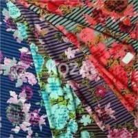 Printed Taffeta Fabrics
