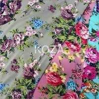 Fabric Nylon Taffeta Print