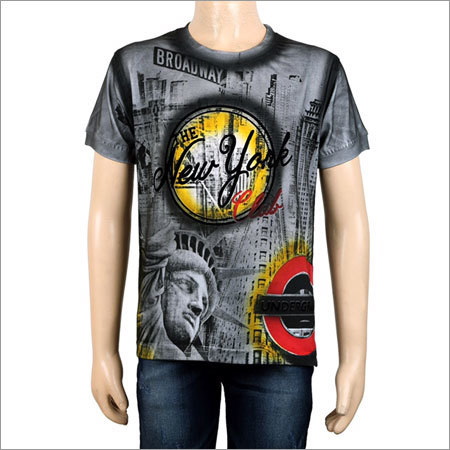 T-Shirts Sublimation Printing Service