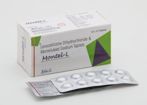 Montelukast And Levocetirizine Tablets Wholesaler Montelukast And