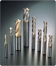 HSS  2 Flute Slot Drills