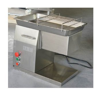 SS meat cutting machine