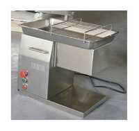 SS meat cutting machine