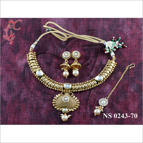 Necklace Antique Jwellery