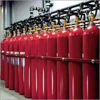 CO2 Fire Suppression System