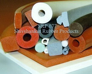Silicon Sponge Square Profile