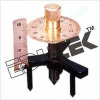 Spherometer with Brass