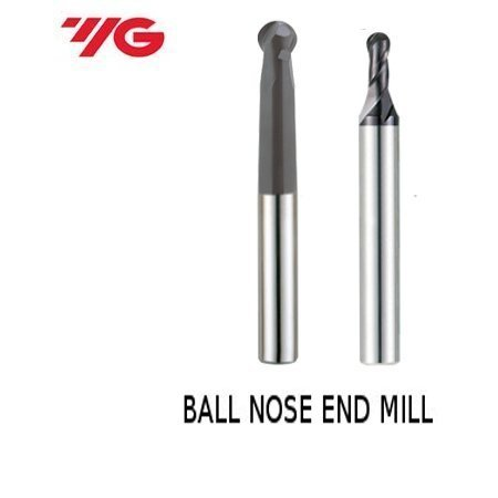 Solid Carbide Ball Nose End Mill X Power Series
