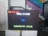 Moving Led Display
