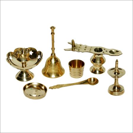 Brass Pooja Item