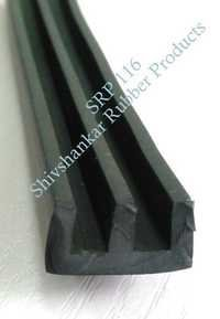EPDM W Type Aluminium Section Gasket