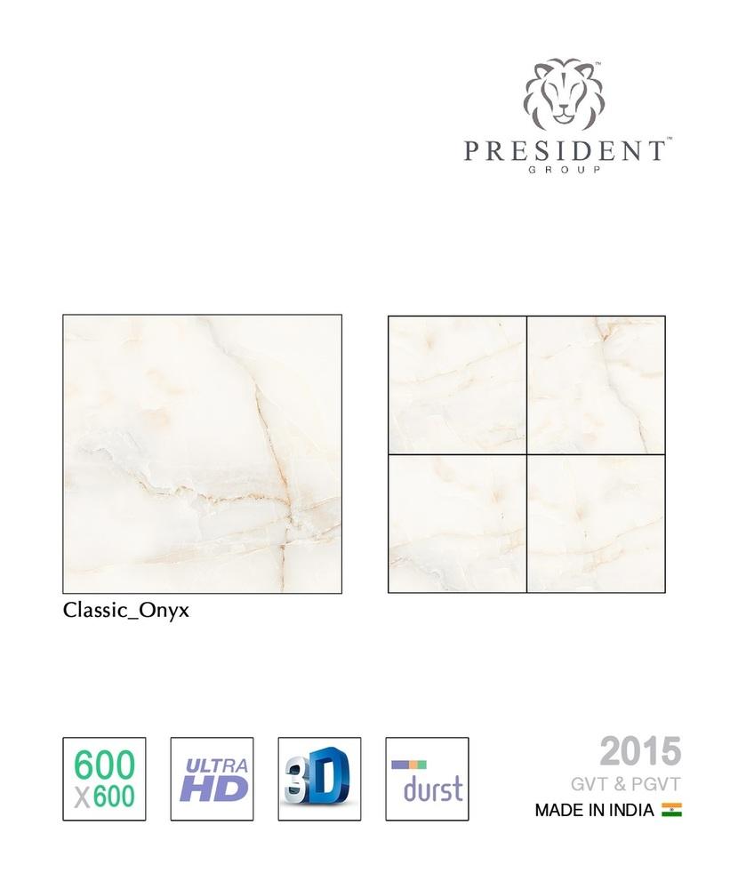 Classic Onyx Vitrified Tiles