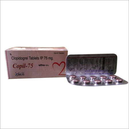 Clopidogrel 75 Mg