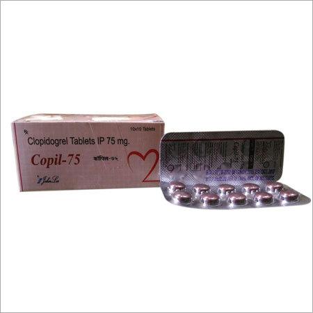 Clopidogrel 75 Mg