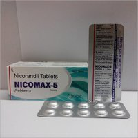 Nicorandil Tablets