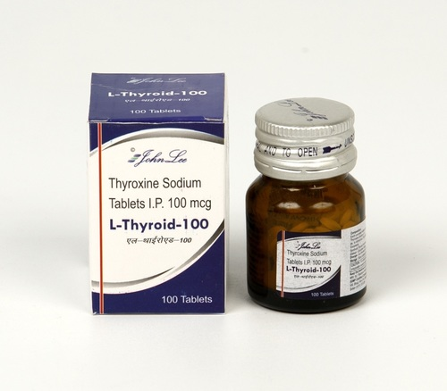 Thyroxine Sodium 100mg Tablet