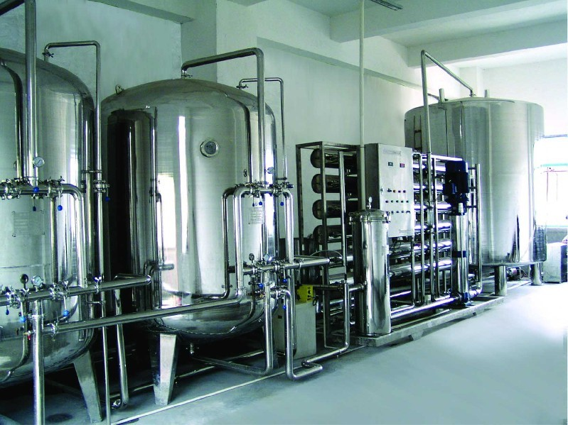 High Quality Commercial Mineral Water Plant