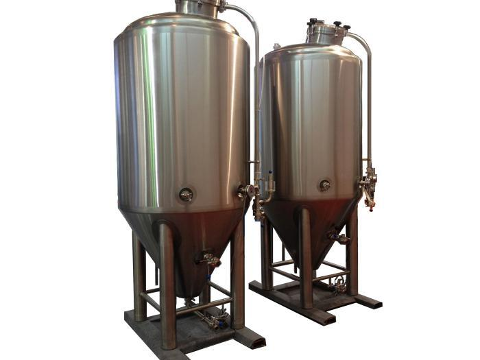 SS insulated tank
