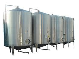 SS storage tank with 3 layer