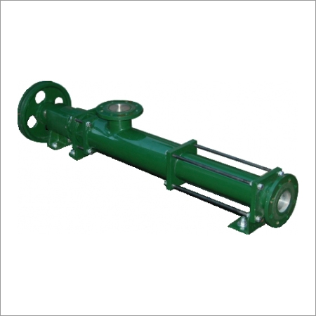Industrial Chemical Screw Pump