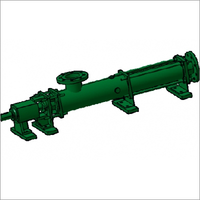Hygenic Screw Pump