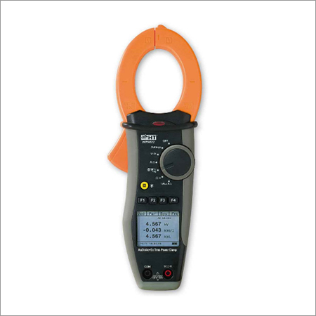 AC and DC TRMS Current Clamp Meters