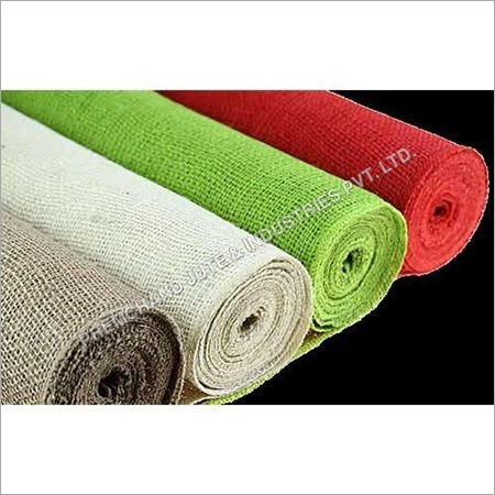 5 Color Hessian Cloth