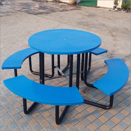 15 Round Picnic Table