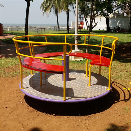 Playground Carousel