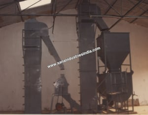 Poultry Feed Grinding Plant