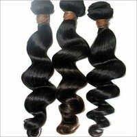 Round Wave Hair