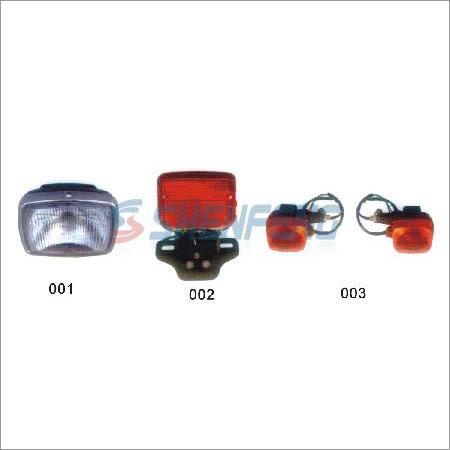 Lamp Set & plastic products