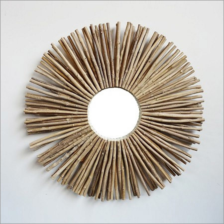 Twig Sunburst Mirror