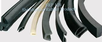 Silicon C Type Aluminium Section Gasket