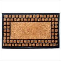 Rubber Coir Doormats