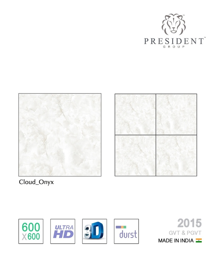 Cloud Onyx Porcelain Tiles